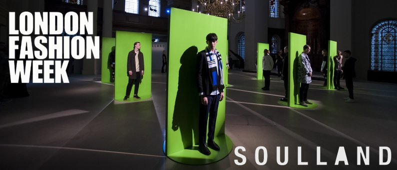 SOULLAND AW15 LONDON