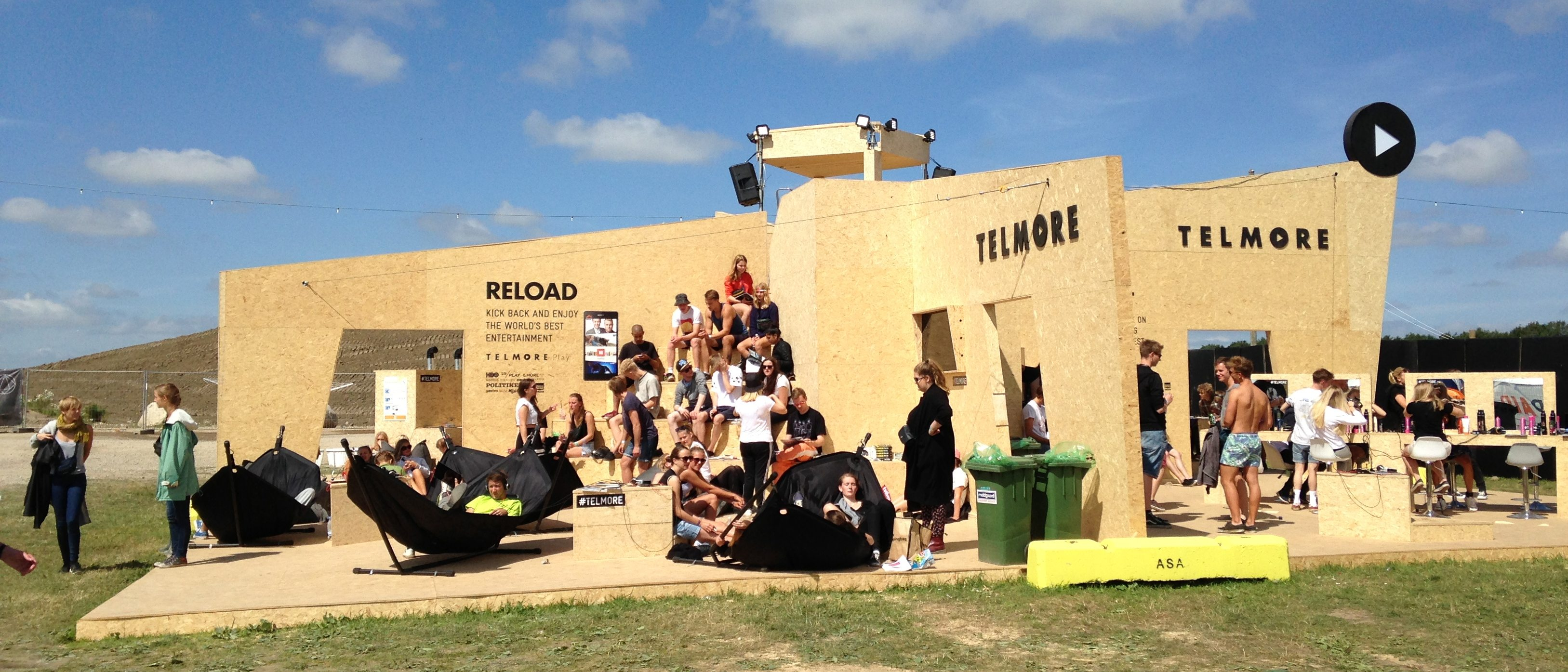 Telmore – Roskilde Festival