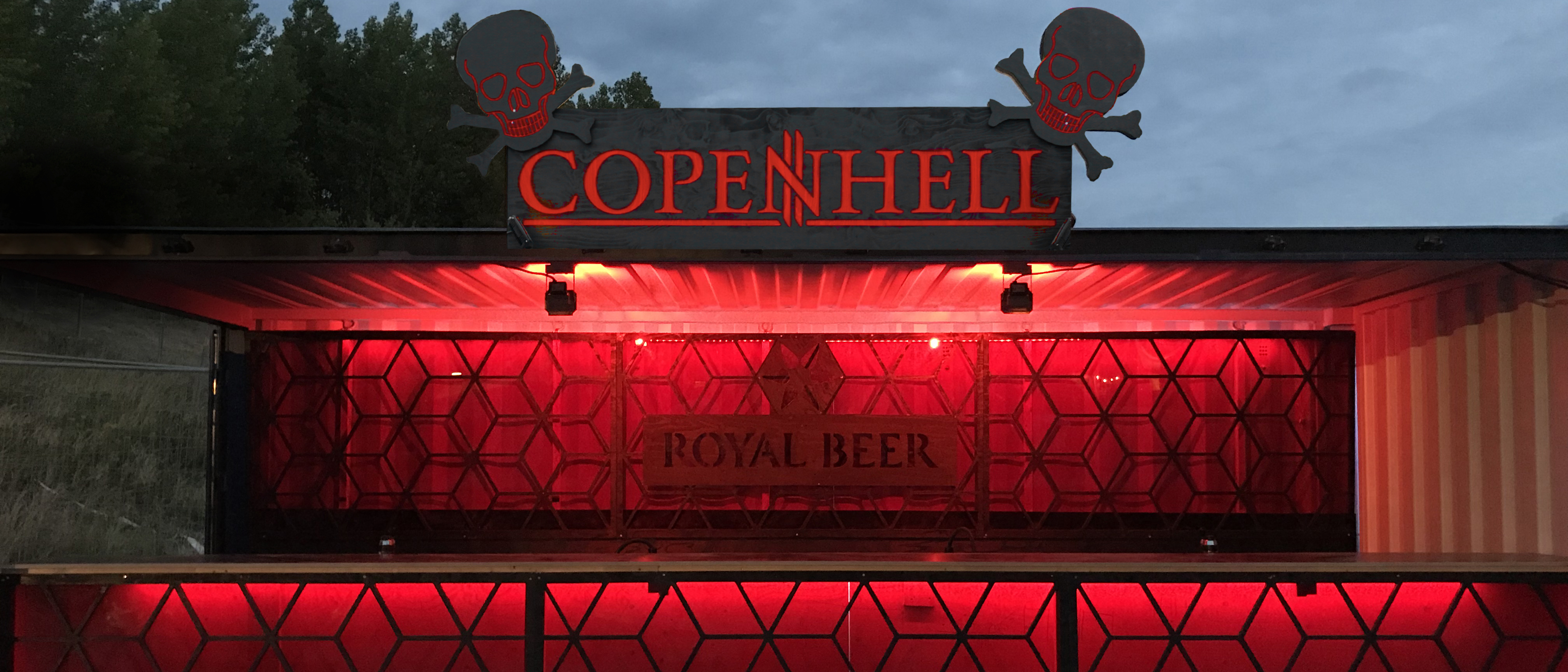 Royal Bar // Copenhell 2018