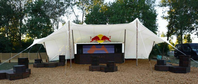RedBull Bar // Roskilde Festival 2018